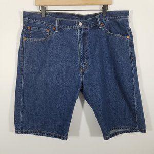 Levi's 505 Jean Shorts Size 38